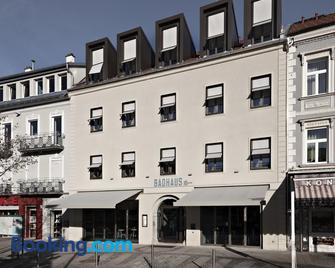 Badhaus - Hotel/Restaurant/Café - Bad Hall - Gebouw