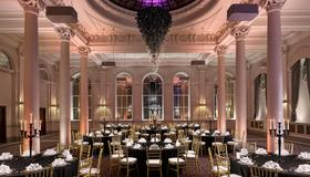 Intercontinental Edinburgh The George - Edimburgo - Restaurante