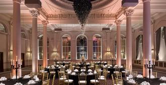 Intercontinental Edinburgh The George - אדינבורו - מסעדה