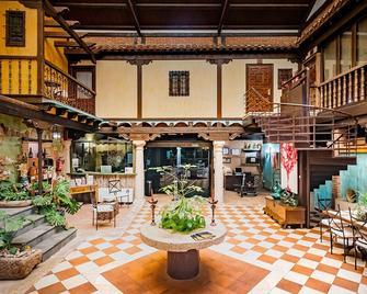 Rusticae Hotel La Casa Del Rector - Almagro - Lobby