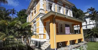Hotel Pousada Palacio de Cristal - Petrópolis - Building