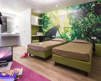 Jolly Camping In Town - Venedig - Schlafzimmer