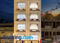 Sapa Luxury Hotel - Sa Pá - Building