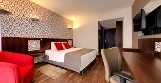 Quality Hotel Curitiba - Curitiba - Camera da letto