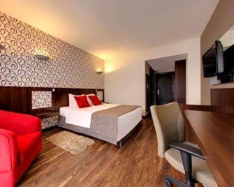 Quality Hotel Curitiba - Curitiba - Soverom