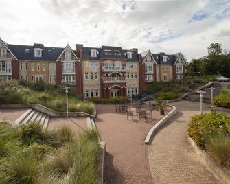 Grand Hotel Ter Duin - Burgh-Haamstede - Gebouw