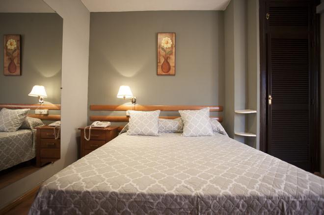 Hotel Plaza Mayor - Ocaña - Habitación