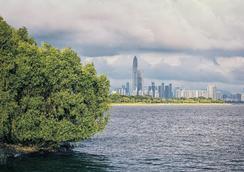 深圳竹林大酒店 - 深圳 - 室外景