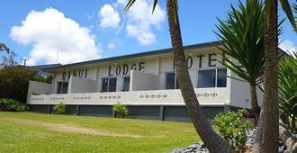 Ranui Lodge Motel - Mangonui - Edificio