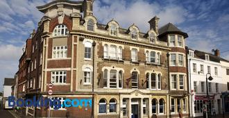 The Crown Hotel - Weymouth - Gebäude