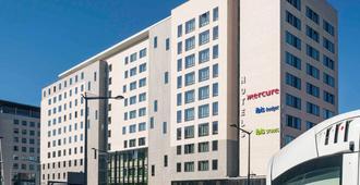 Hôtel Mercure Lyon Centre - Gare Part-Dieu - Lyon - Rakennus
