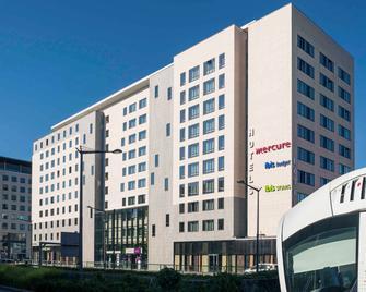 Hôtel Mercure Lyon Centre - Gare Part-Dieu - Lyon - Building