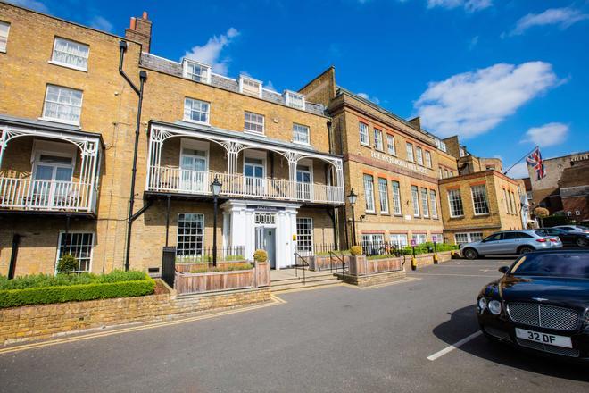 Richmond Hill Hotel - Richmond (Greater London) - Gebäude