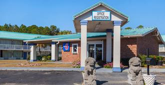 Motel 6 Tifton, GA - Tifton - Building