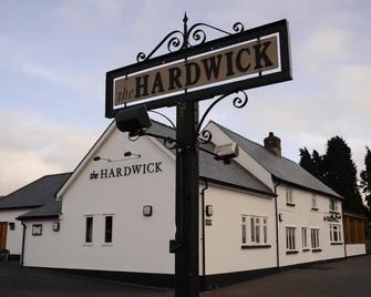 The Hardwick - Abergavenny - Building
