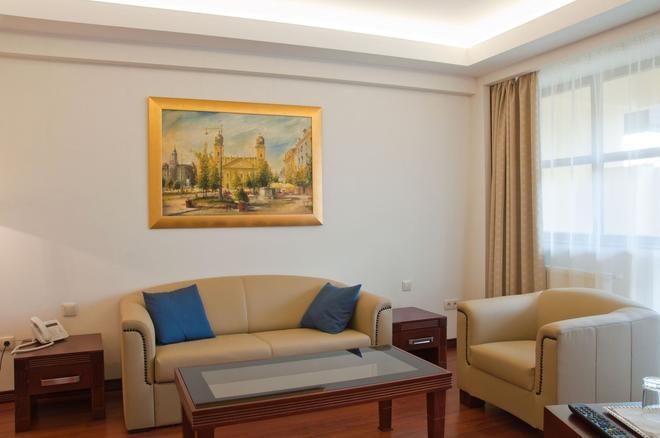 Centrum Hotel - Debrecen - Living room
