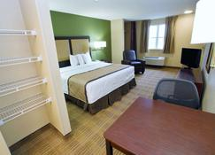 Extended Stay America Suites - Bakersfield - California Avenue - Bakersfield - Schlafzimmer