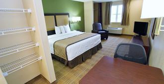 Extended Stay America Suites - Bakersfield - California Avenue - בייקרספילד - חדר שינה