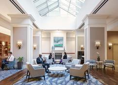 Club Quarters Hotel in Philadelphia - Philadelphia - Lounge