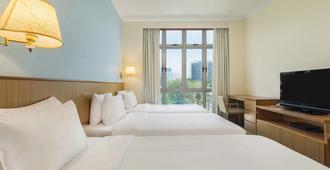 New Cape Inn (Sg Clean) - Singapore - חדר שינה