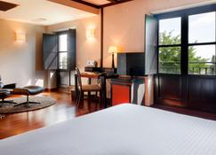 AC Hotel Palacio de Santa Ana by Marriott - Valladolid - Soveværelse