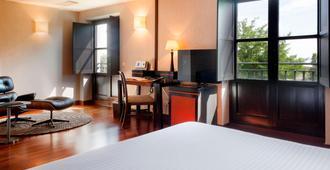 AC Hotel Palacio de Santa Ana by Marriott - Valladolid - Bedroom