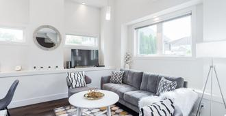 Private - West Coast Luxury Living - Vancouver - Wohnzimmer