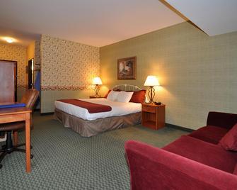 Best Western Bronco Inn - Ritzville - Ložnice