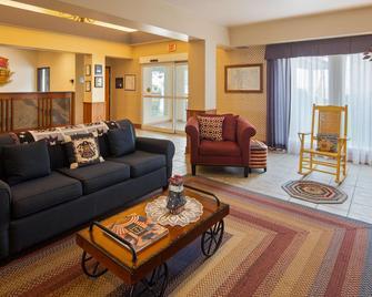 Best Western Bronco Inn - Ritzville - Living room