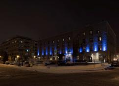 Hotel Port Royal - Quebec - Bygning