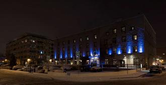 Hotel Port-Royal - Quebec - Rakennus
