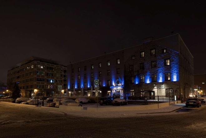Hotel Port Royal - Quebec - Gebäude