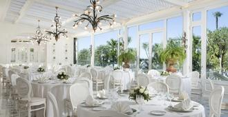 Grand Hotel Royal - Sorrento - Sala de banquetes