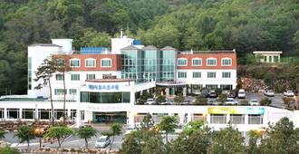 Palgongsan Youth Hostel - Daegu - Gebäude