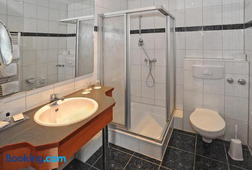 Gartenhotel Heusser - Bad Duerkheim - Bathroom