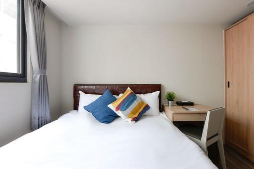 Taichung City Visa - Taichung - Bedroom