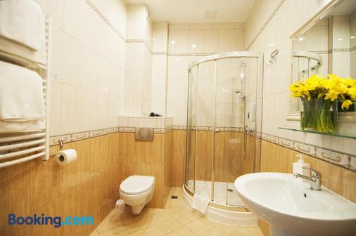 Hotel Artur - Krakow - Phòng tắm