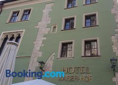 Hotel Kaiserhof am Dom - Regensburg - Building