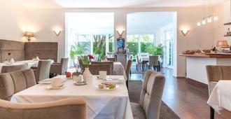 Gartenhotel Luisental - מולהיים אן דר רוהר - מסעדה