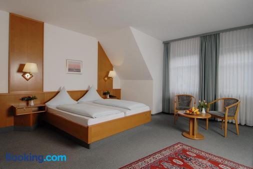 Hotel Gastehaus Alte Munze - Bad Mergentheim - Bedroom
