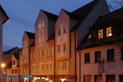 Hotel Gastehaus Alte Munze - Bad Mergentheim - Building