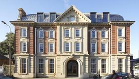 Exeter College, Cohen Quadrangle - Oxford - Building
