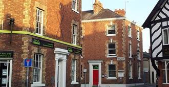 Grosvenor Place Guest House - Chester - Rakennus
