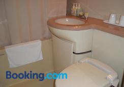 Pearl Hotel Kawasaki - Kawasaki - Bathroom