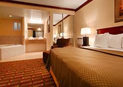 Best Western Garden Villa Inn - Roseburg - Schlafzimmer