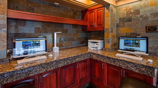 Best Western Garden Villa Inn - Roseburg - Business Center
