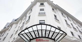 Hilton Garden Inn Bucharest Old Town - Bucarest - Edificio