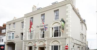 Fountain Hotel Isle Of Wight By Greene King Inns - Cowes - Edificio