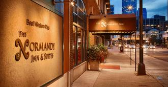 Best Western Plus The Normandy Inn & Suites - Minneapolis - Building