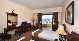 Coral Hills Resort Marsa Alam - Al Quşayr - Bedroom